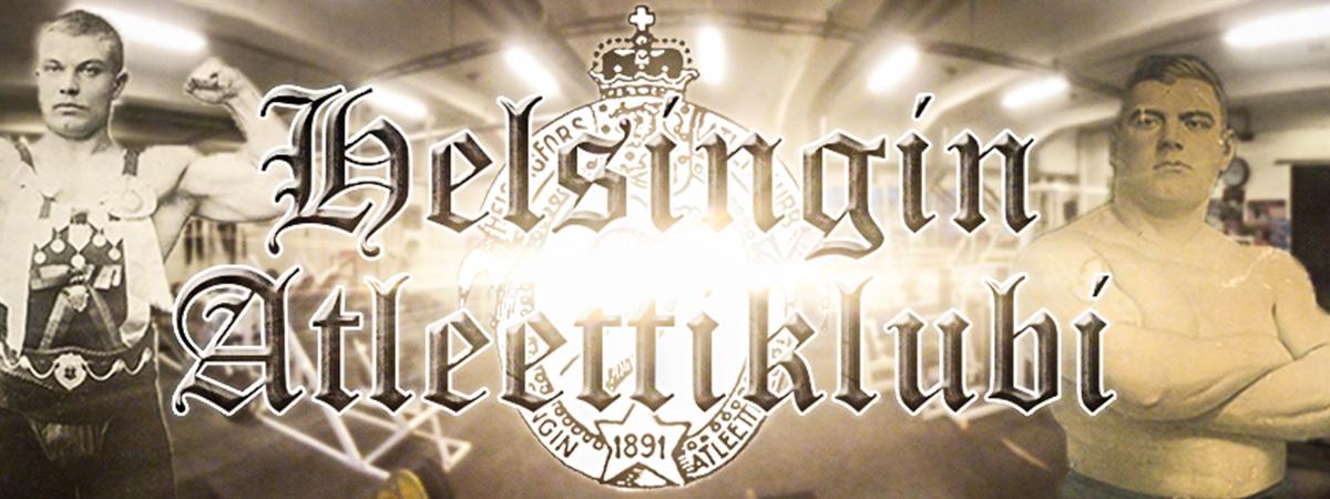 Tervetuloa Helsingin Atleettiklubin sivuille!